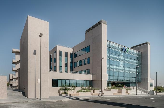 Sede central de Grupo VASS ubicada en Alcobendas (Madrid)