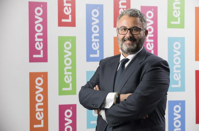 Miguel Hernández, director de producto de Lenovo Iberia
