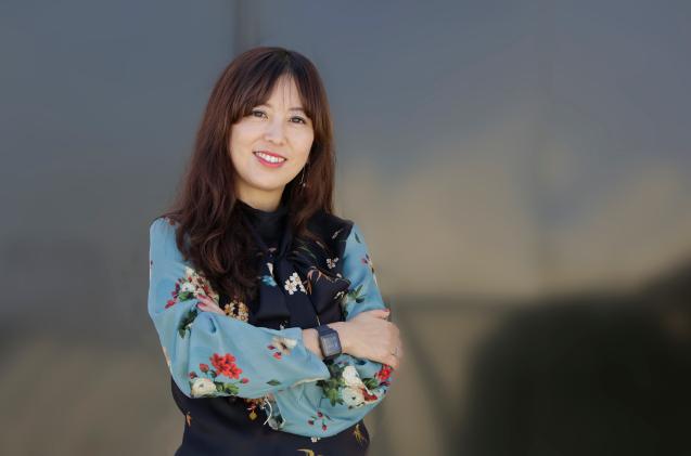 Estela Ye, directora de AliExpress en España