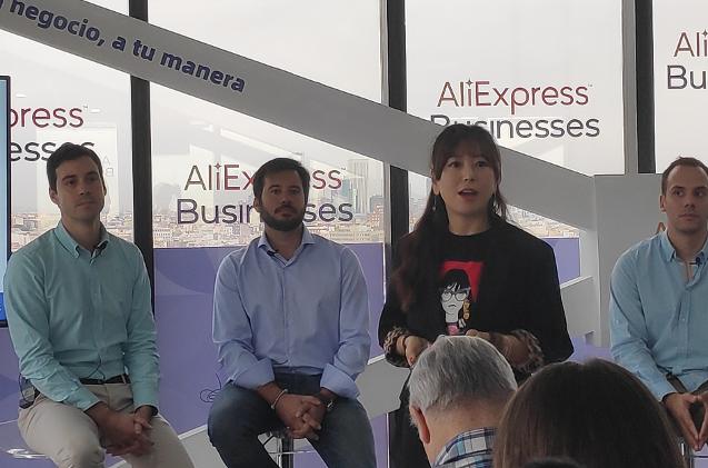Estela Ye, directora general de AliExpress España y Portugal.