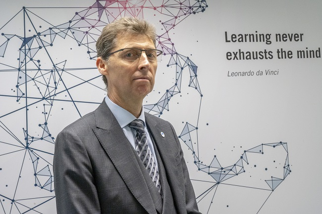 Arturo Azcorra, director de IMDEA Networks.