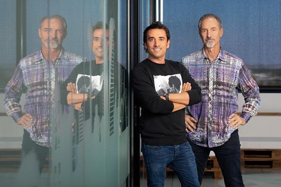 Xabi Uribe-Etxebarria, CEO y fundador de Sherpa.ai, y Tom Gruber, Strategic Advisor de Sherpa.ai y cofundador y ex CTO de Siri.