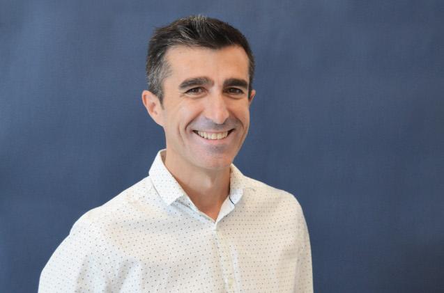 Óscar Jiménez, director de canal de Ahora.