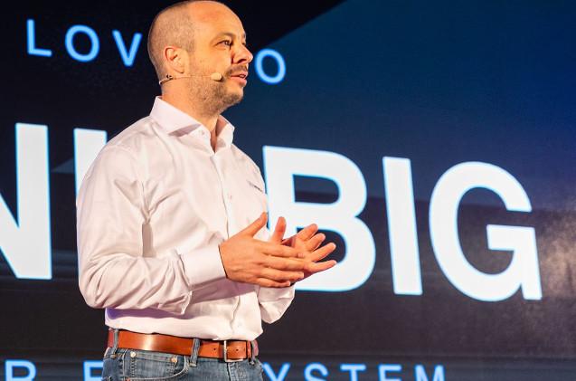 Steve Osler, CEO de Wildix.