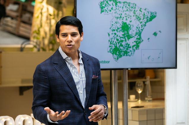 Nirav Tolia, cofundador de la compañía