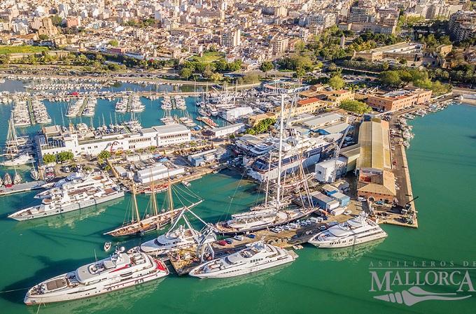 Astilleros de Mallorca implanta IFS para modernizar la gestión del negocio
