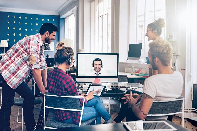 La transformación digital llega a la comunicación empresarial.