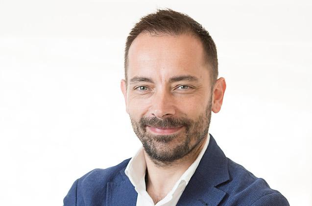 Alberto Pérez, de Exclusive Networks.