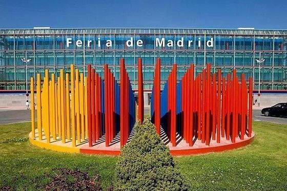 IFEMA, primer recinto ferial 5G de España.