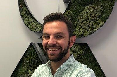 Santiago Lagóstena, responsable de Desarrollo de Negocio de Aerohive en Exclusive Networks Iberia.