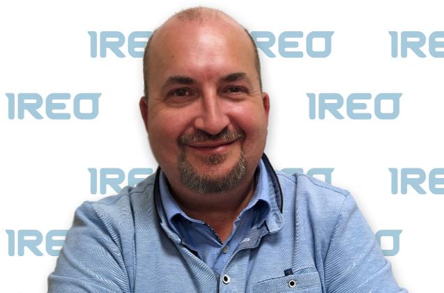 Albert Gonzalez, responsable de Ireo en Cataluña.