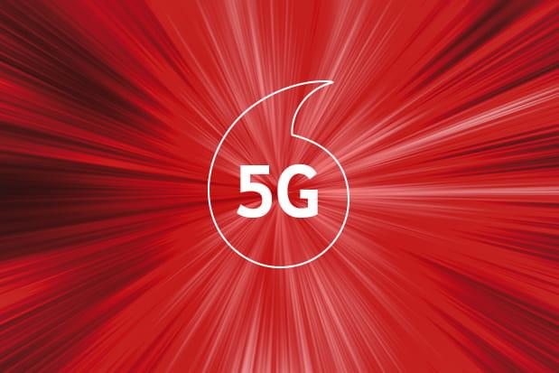 Así funciona la red 5G de Vodafone en Madrid.
