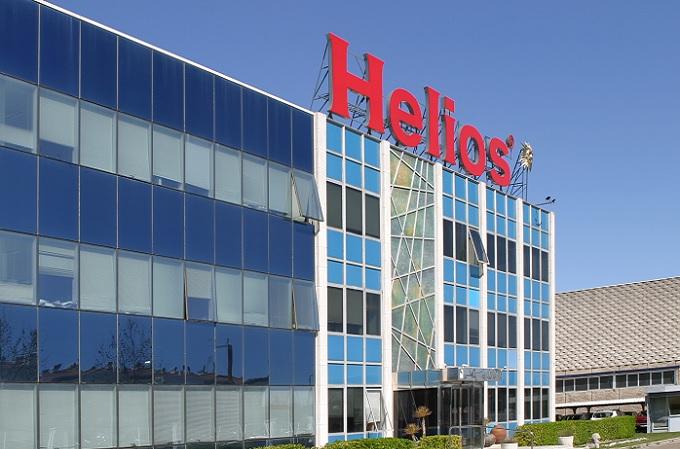 Sede de Grupo Helios