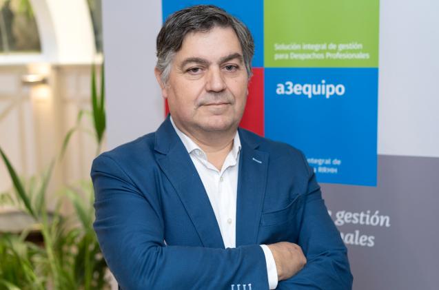 Jesús González, manager de ISV y nuevo canal en Wolters Kluwer.