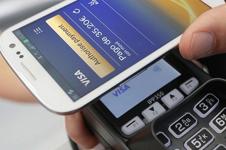 España se ubica en la media mundial de pago móvil.
