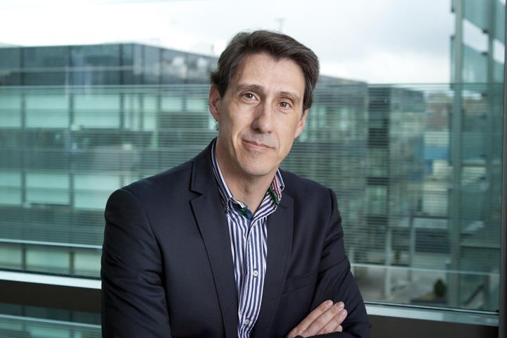 Ricardo Silva , director de Operaciones de BlueTC.