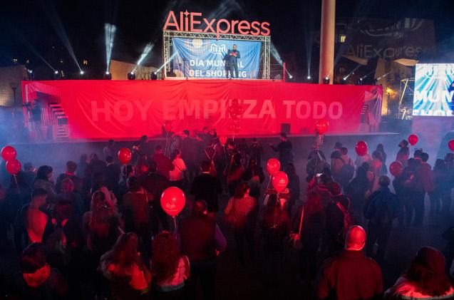 Campaña AliExpress 2019