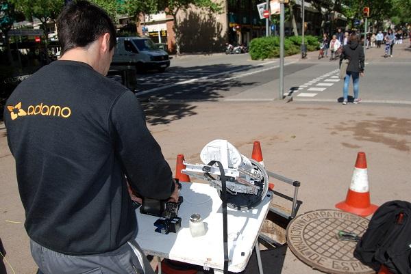 Adamo compra nuevas redes de fibra en el sur de España