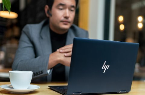 HP Elite Dragonfly.