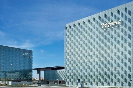 Telefónica ganó 1.582 millones de euros en 2020, un 38,5% más.
