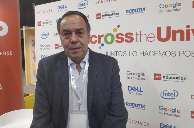 Ricardo Labarga, general manager de Dell en España.