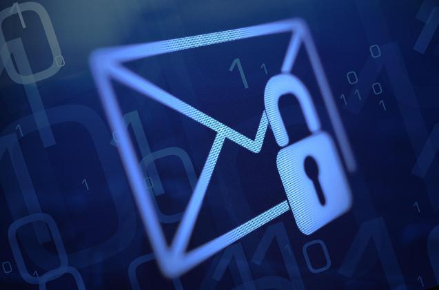La seguridad del correo electrónico es fundamental.