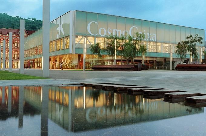 Sede de CosmoCaixa en Barcelona