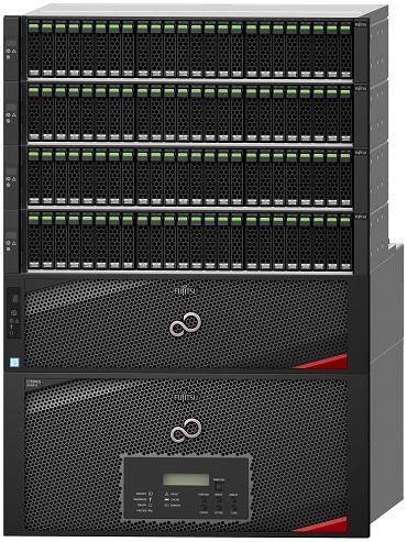 Fujitsu amplía y renueva su línea de almacenamiento ETERNUS