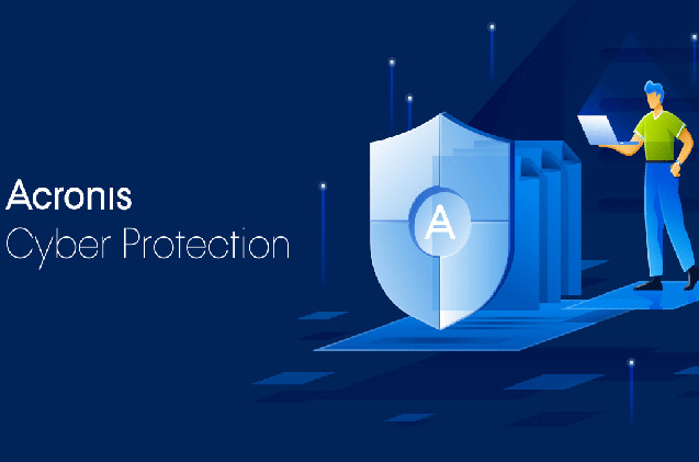Acronis Cyber Protection.