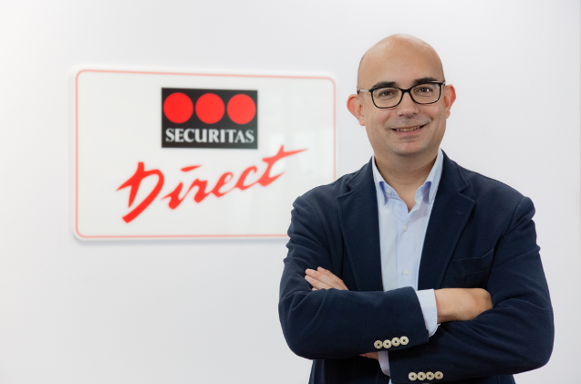 Bernardino Beotas, CIO de Securitas Direct.