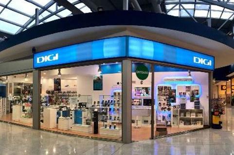 Digi sigue subiendo en España.