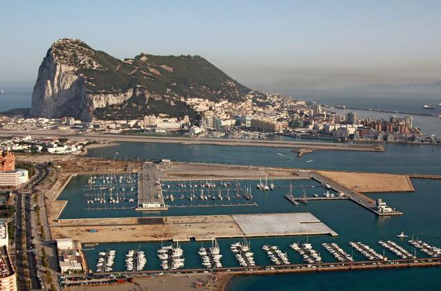Puerto de Algeciras.