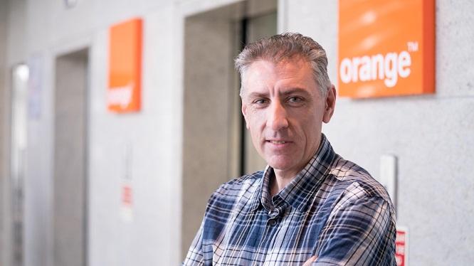 Luis Mª Martínez Augusto, Responsable de la Oficina de productividad de Orange OSP
