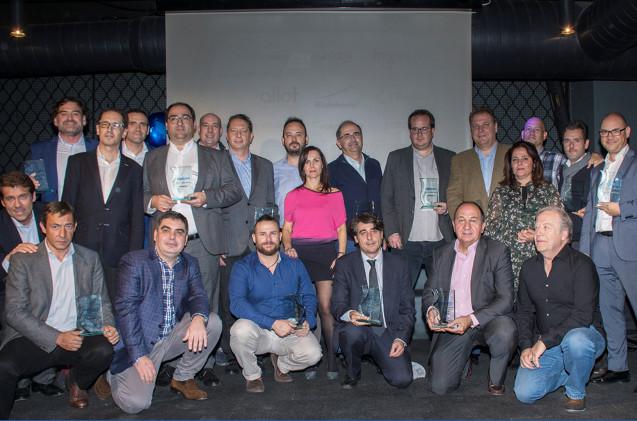 Premios Ingecom 2019.