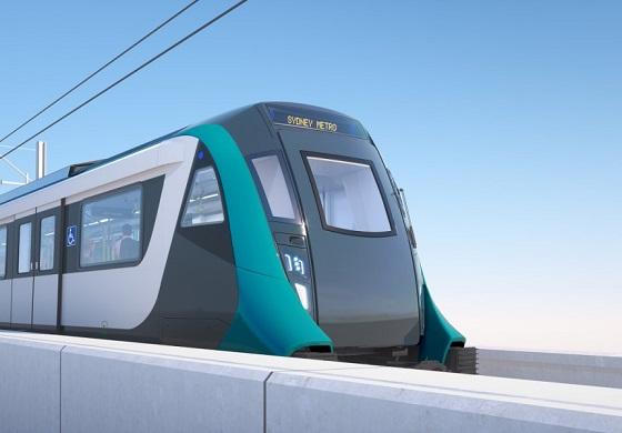 Trenes sin conductor australianos conectados por la TETRA de Teltronic.