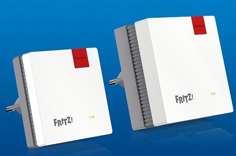 Fritz!Repeater 1200 y 600 de AVM.