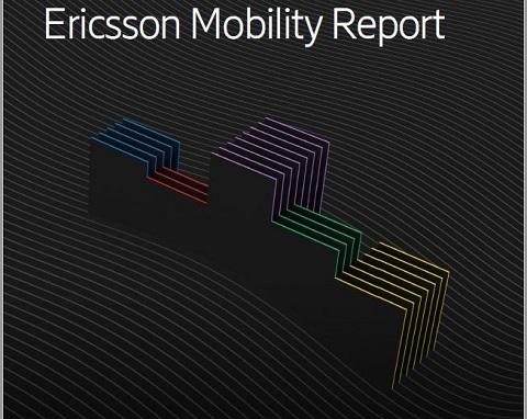 Ericsson Mobility Report noviembre 2019.