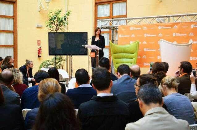 Sandra Gómez, Vice-Alcaldesa del Ayuntamiento de Valencia