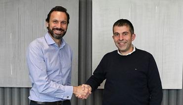 Norberto Mateos (Intel) e Ignacio Bernal (BBVA)