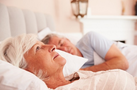 Sensor de cama para prevenir la caída de ancianos.