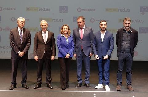 "En marcha ""Piloto 5G en Andalucía"""