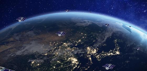 2022: primera constelación de nanosatélites en España