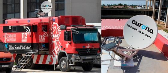 AVSRE amplía la comunicación satelital de sus vehículos