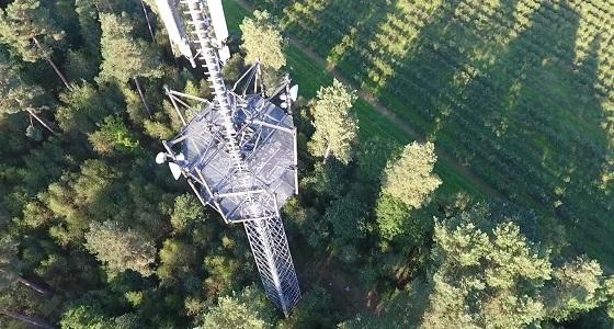 Telefónica Brasil vende 1.909 torres a Telxius