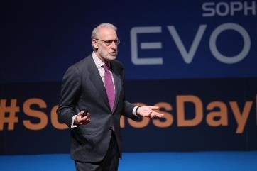 Ricardo Maté, Director General de Sophos Iberia en el Sophos Day 2019.