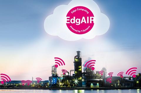 T-Systems lanza su plataforma EdgAIR