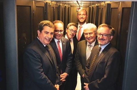 Atos quintuplica la capacidad del supercomputador Santos Dumont