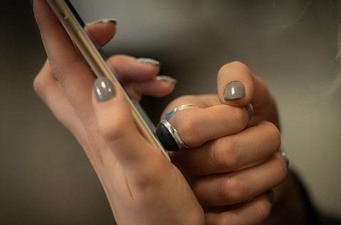 Un anillo para proteger los datos biométricos personales.