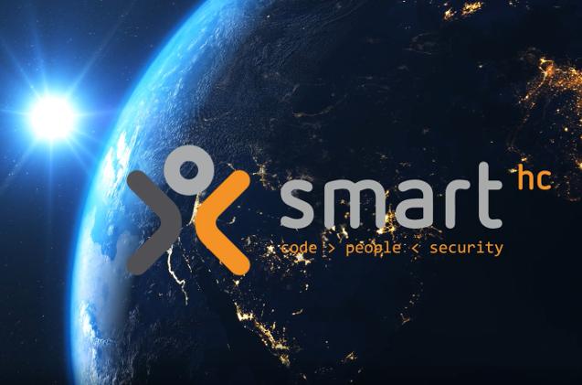 Logo de Smart HumanCapital.