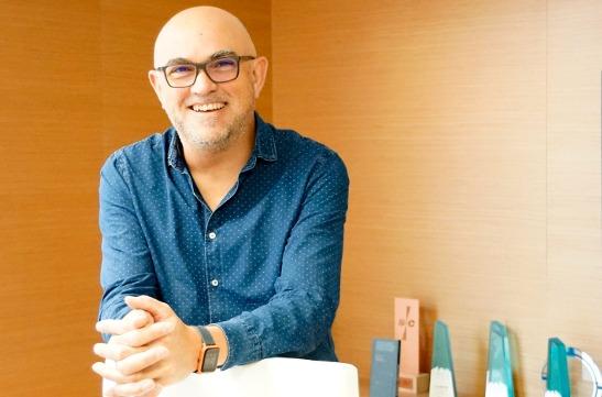 Carlos Tortosa, de Eset.